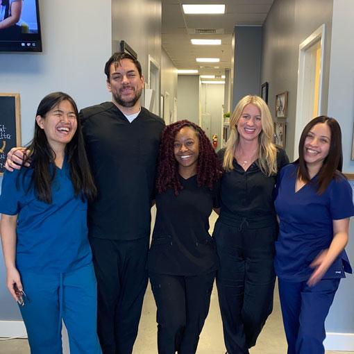 Chiropractic Peachtree Corners GA Staff